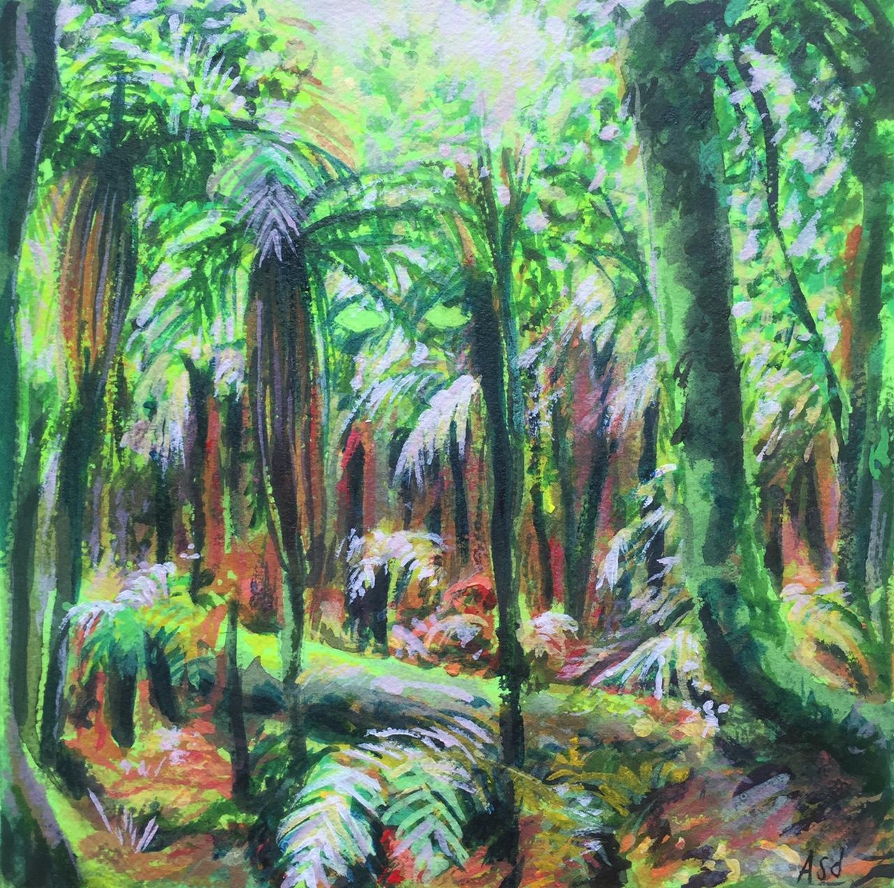 Évasion – Atua, forêt pluviale 04
