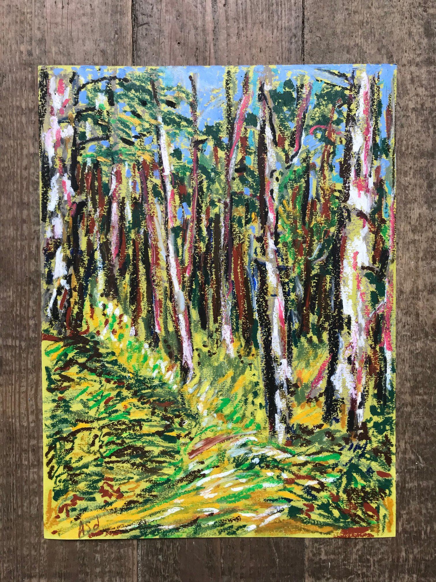 Forêt – Forest