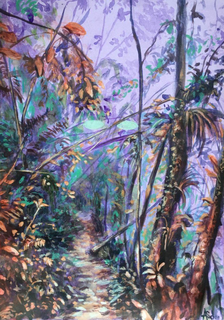 Évasion – Atua, forêt pluviale 02